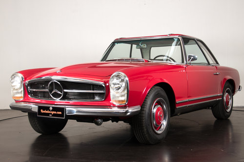 1965 Mercedes-Benz 230 SL  For Sale (picture 1 of 6)