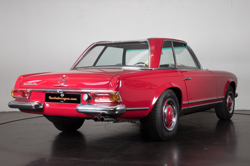 1965 Mercedes-Benz 230 SL  For Sale (picture 2 of 6)