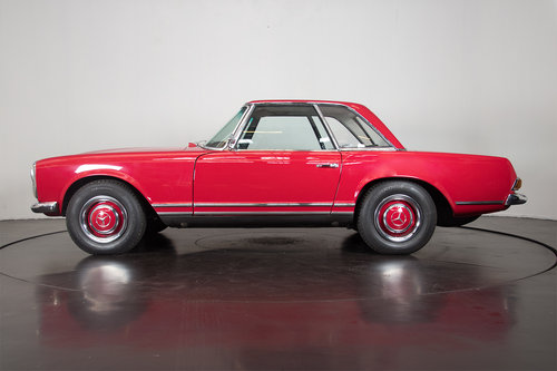 1965 Mercedes-Benz 230 SL  For Sale (picture 3 of 6)