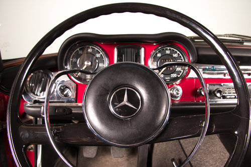 1965 Mercedes-Benz 230 SL  For Sale (picture 6 of 6)