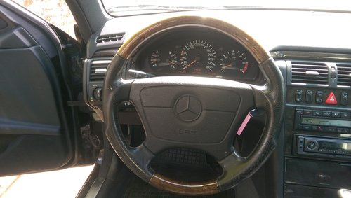 1998 Mercedes-Benz W210 300TD Brabus tuned For Sale (picture 5 of 6)