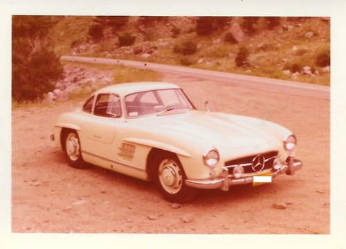 1960 wanted mercedes benz 300sl project for restoration SOLD (picture 1 of 1)