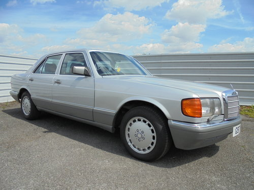 1990 MERCEDES 300 SE AUTOMATIC For Sale (picture 1 of 6)