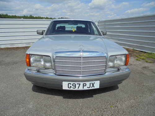 1990 MERCEDES 300 SE AUTOMATIC For Sale (picture 2 of 6)