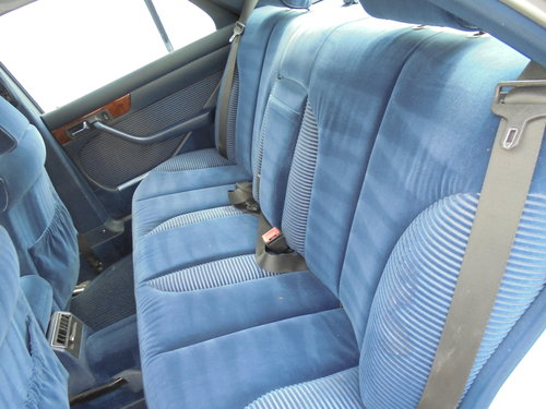 1990 MERCEDES 300 SE AUTOMATIC For Sale (picture 6 of 6)