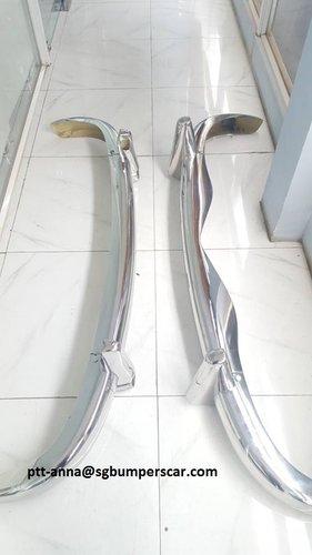 Mercedes 219/220 SE stainless steel Bumper(54-60) For Sale (picture 1 of 2)