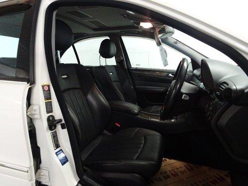 2004 Mercedes-Benz C 5.4 AMG 4dr C55 5.4 V8 AMG HUGE SPEC For Sale (picture 5 of 6)