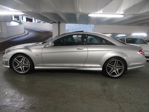 2007 Mercedes-Benz CL 6.2 CL63 AMG 7G-Tronic 2dr AMG + HUGE SPEC For Sale (picture 2 of 6)