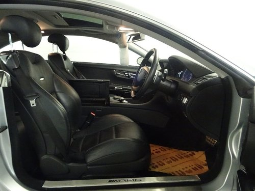 2007 Mercedes-Benz CL 6.2 CL63 AMG 7G-Tronic 2dr AMG + HUGE SPEC For Sale (picture 5 of 6)