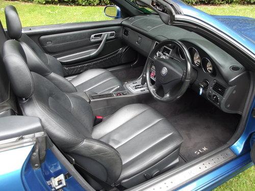 2003 MERCEDES SLK 230 AUTO KOMPRESSOR H/TOP CONVER SOLD (picture 4 of 6)