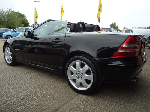 0303 LOW MILEAGE SLK 230 KOMP AUTO - VERY NICE SPEC For Sale (picture 3 of 6)