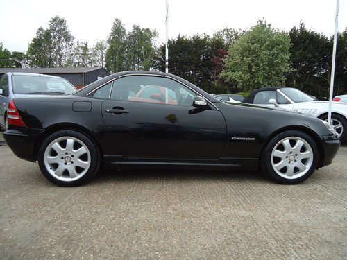 0303 LOW MILEAGE SLK 230 KOMP AUTO - VERY NICE SPEC For Sale (picture 5 of 6)