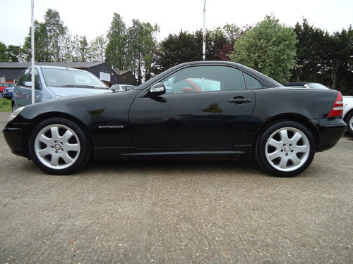 0303 LOW MILEAGE SLK 230 KOMP AUTO - VERY NICE SPEC For Sale (picture 6 of 6)
