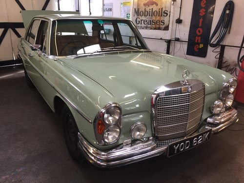 1972 Mercedes 280SE W108 For Sale (picture 1 of 1)