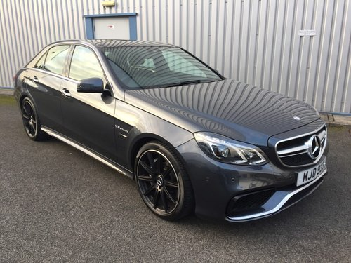 2015 MERCEDES E63 AMG SOLD (picture 1 of 6)