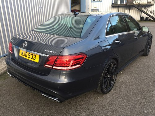 2015 MERCEDES E63 AMG SOLD (picture 2 of 6)