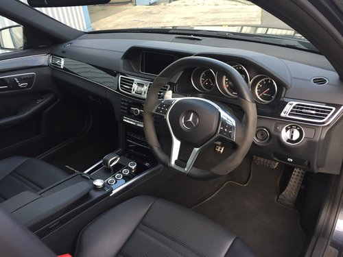 2015 MERCEDES E63 AMG SOLD (picture 3 of 6)