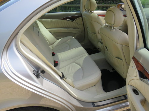 2004 Mercedes E270 Cdi Elegance (23000 Miles From New) SOLD (picture 5 of 6)