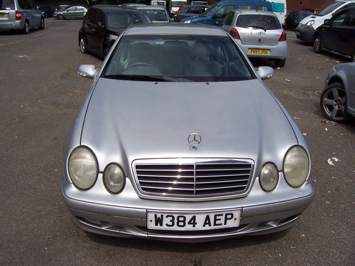 2000 MERCEDES CLK 230 AUTO SOLD (picture 2 of 6)