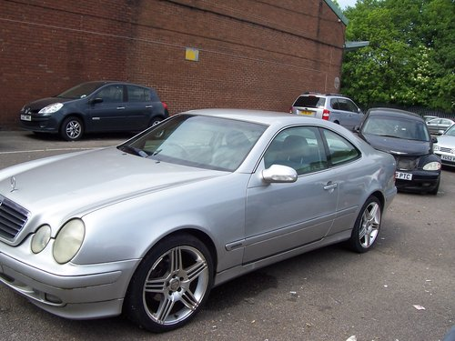 2000 MERCEDES CLK 230 AUTO SOLD (picture 3 of 6)