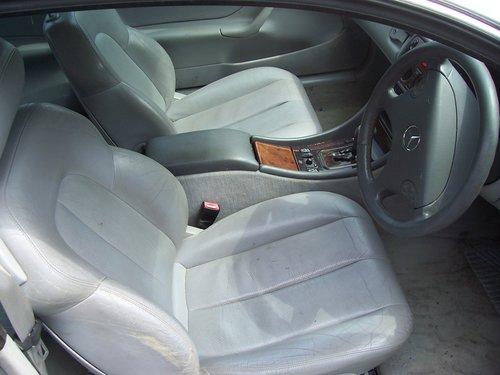 2000 MERCEDES CLK 230 AUTO SOLD (picture 4 of 6)