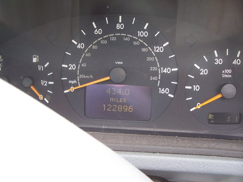 2000 MERCEDES CLK 230 AUTO SOLD (picture 6 of 6)