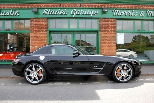 2011 Mercedes SLS AMG Coupe  SOLD (picture 1 of 4)