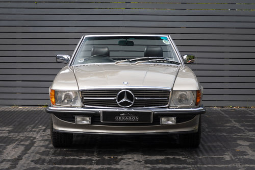 MERCEDES-BENZ 500 SL (R107) 1988 ONLY 46K SOLD (picture 3 of 6)
