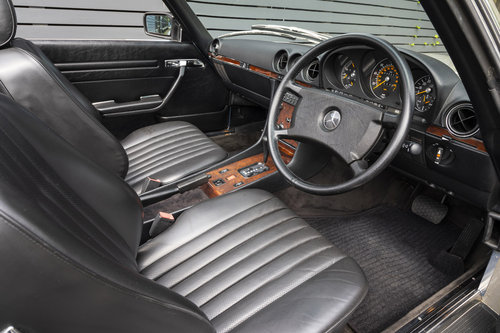 MERCEDES-BENZ 500 SL (R107) 1988 ONLY 46K SOLD (picture 4 of 6)