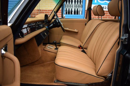 1972 Mercedes-Benz 280SE 3.5i V8 Saloon Auto W108 SOLD (picture 6 of 6)