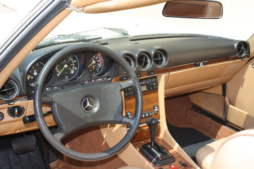 MERCEDES 380 SL OF 1980 For Sale (picture 3 of 6)