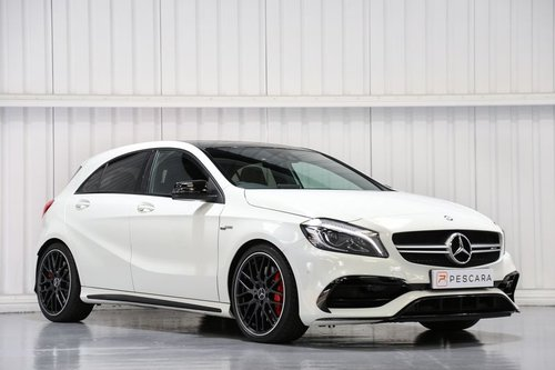 2016 Mercedes Benz A45 AMG - Total Spec For Sale (picture 1 of 6)