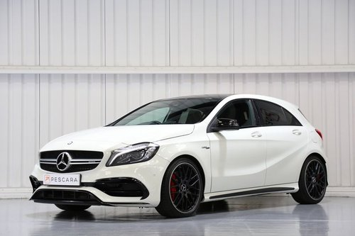 2016 Mercedes Benz A45 AMG - Total Spec For Sale (picture 2 of 6)