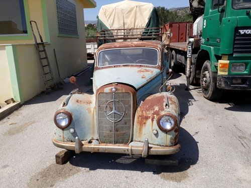 1951 Mercedes-Benz 220 For Sale (picture 1 of 6)