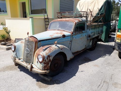 1951 Mercedes-Benz 220 For Sale (picture 2 of 6)