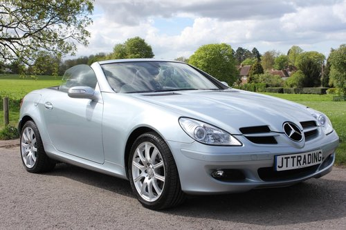 2008 Mercedes-Benz SLK 3.0 SLK280 7G-Tronic 2dr Convertible  For Sale (picture 1 of 6)