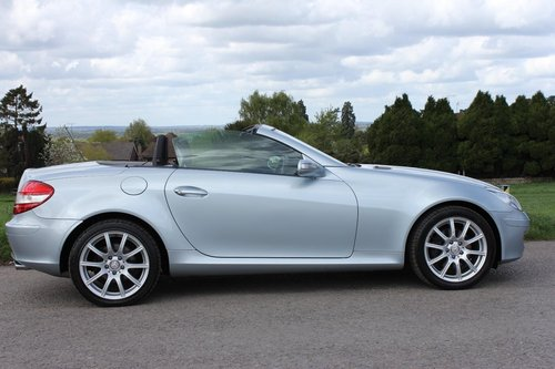 2008 Mercedes-Benz SLK 3.0 SLK280 7G-Tronic 2dr Convertible  For Sale (picture 3 of 6)