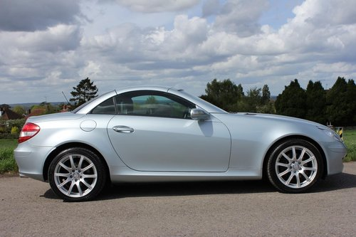 2008 Mercedes-Benz SLK 3.0 SLK280 7G-Tronic 2dr Convertible  For Sale (picture 6 of 6)