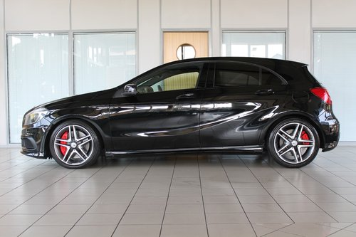 2013/63 Mercedes Benz A45 AMG 4Matic Wanted (picture 3 of 6)