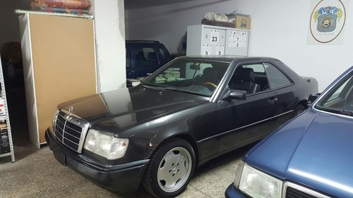 1991 Mercedes 300CE Coupe AMG Rims, Autom, sold SOLD (picture 2 of 6)