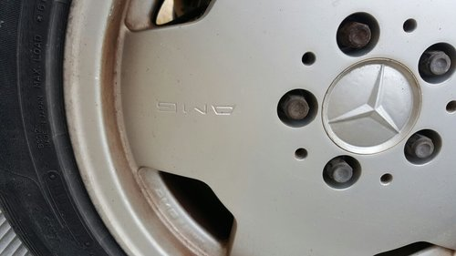 1991 Mercedes 300CE Coupe AMG Rims, Autom, sold SOLD (picture 6 of 6)