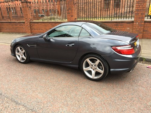 2013 Mercedes SLK 250 CDI AMG Sport, 29000miles, Immaculate  SOLD (picture 4 of 6)