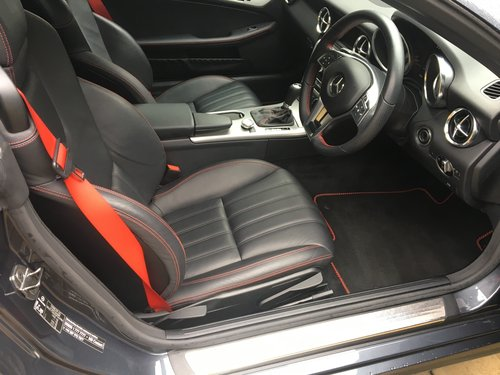 2013 Mercedes SLK 250 CDI AMG Sport, 29000miles, Immaculate  SOLD (picture 5 of 6)