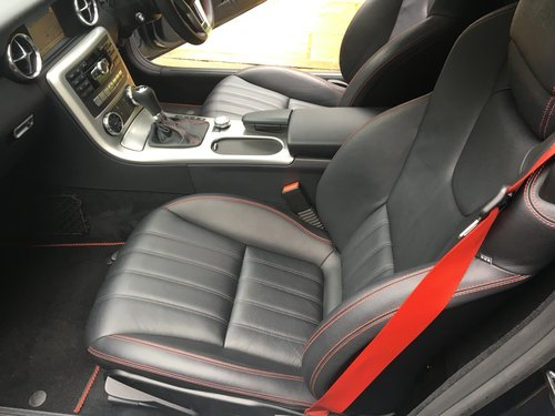 2013 Mercedes SLK 250 CDI AMG Sport, 29000miles, Immaculate  SOLD (picture 6 of 6)