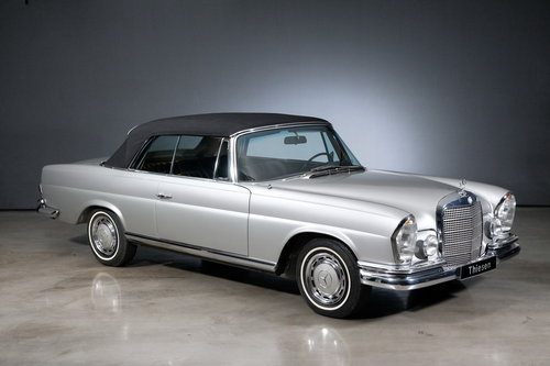 1968 MERCEDES BENZ 280 SE Cabriolet For Sale (picture 3 of 6)