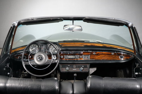 1968 MERCEDES BENZ 280 SE Cabriolet For Sale (picture 5 of 6)