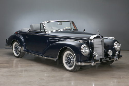 1957 MERCEDES BENZ 300 Sc Roadster For Sale (picture 2 of 6)