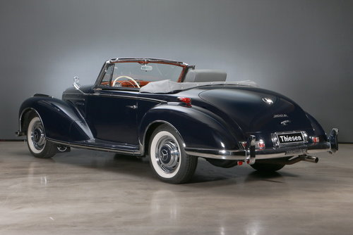 1957 MERCEDES BENZ 300 Sc Roadster For Sale (picture 3 of 6)
