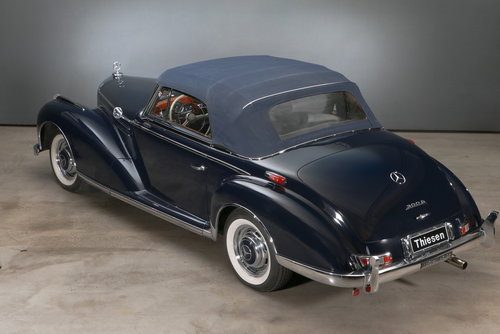 1957 MERCEDES BENZ 300 Sc Roadster For Sale (picture 4 of 6)
