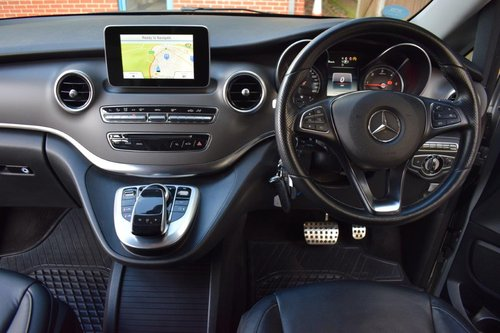 2015 Mercedes V220 SE Euro6 CDI 8-Seater in First Class Luxury! SOLD (picture 6 of 6)